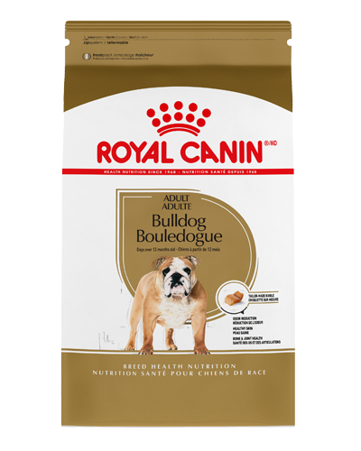 Picture of Royal Canin Adult Bulldog Formula - 30 lbs.