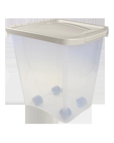 Picture of Van Ness Plastic Food Storage Bin 25 lbs