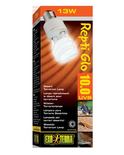Picture of Exo Terra Repti Glo 10.0 Compact Desert Bulb - 13 Watt
