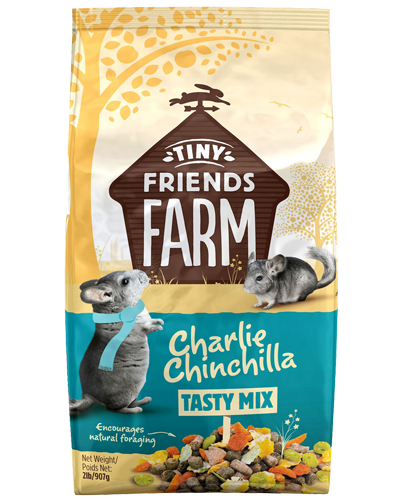 Picture of Supreme Charlie Chinchilla Tasty Mix - 2 lb.