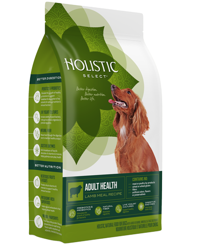 Picture of Holistic Select Adult Health Lamb Meal Recipe - 30 lb.