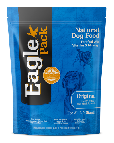 Picture of Eagle Pack Original Chicken Meal & Pork Meal - 6 lbs.