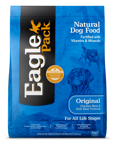 Picture of Eagle Pack Original Chicken Meal & Pork Meal - 15 lbs.