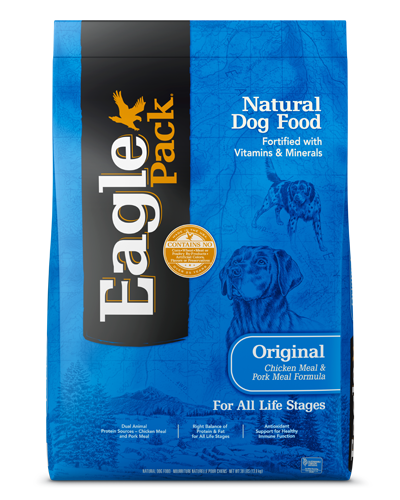 Picture of Eagle Pack Original Chicken Meal & Pork Meal - 30 lbs.