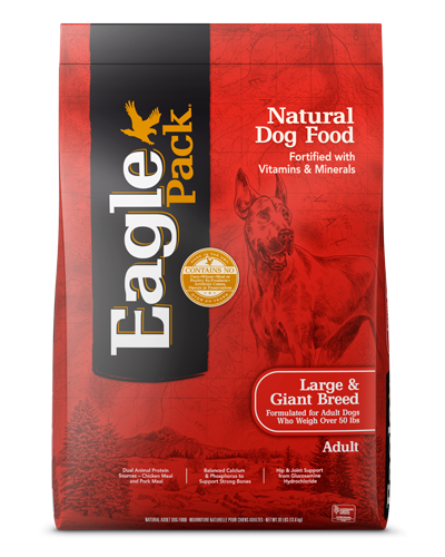 Picture of Eagle Pack Original Large & Giant Breed - 30 lbs.