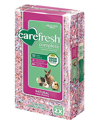Picture of Carefresh Complete Colors Natural Paper Bedding Confetti - 12.5 L