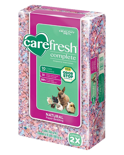 Picture of Carefresh Complete Colors Natural Paper Bedding Confetti - 6 L