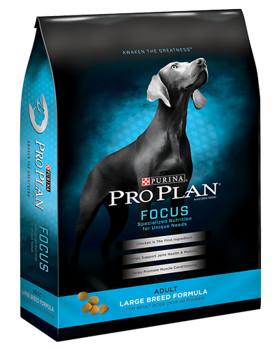 Picture of Purina Pro Plan Focus Adult Large Breed Formula - 37.5 lbs.
