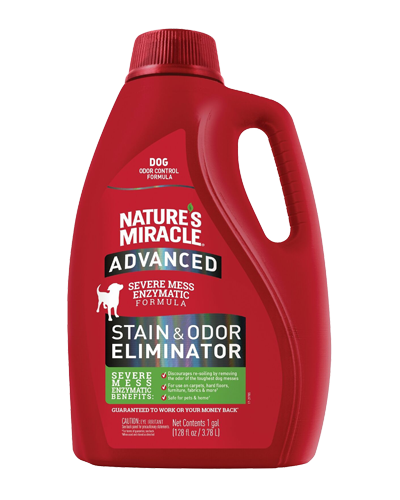 Picture of Nature's Miracle Advanced Stain & Odor Eliminator - 1 Gallon