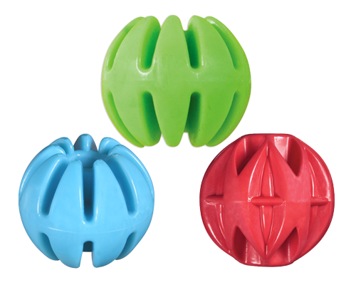 "Picture of JW Megalast Ball Medium - 3"" Assorted Colors"