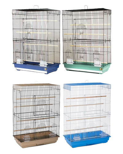 Picture of Prevue Tall Flight Cage - 4 Assorted Colors