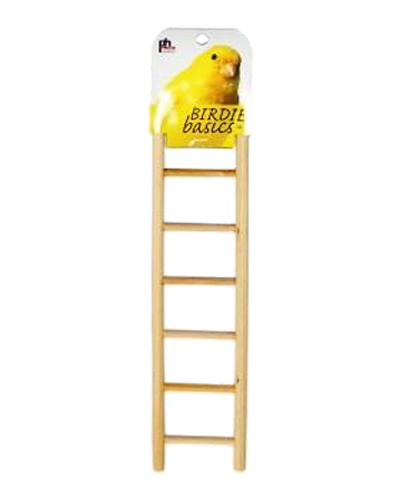 Picture of Prevue Birdie Basics 7 Step Wooden Ladder - 12""
