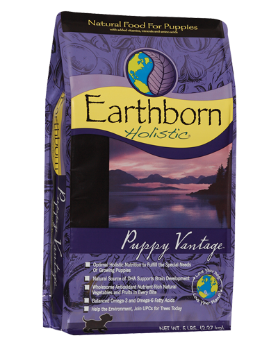 Picture of Earthborn Holistic Puppy Vantage Formula with Chicken Meal - 5 lb.