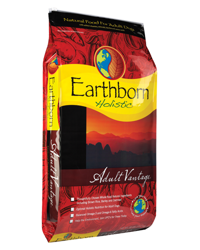 Picture of Earthborn Holistic Adult Vantage Formula with Chicken Meal - 28 lb.