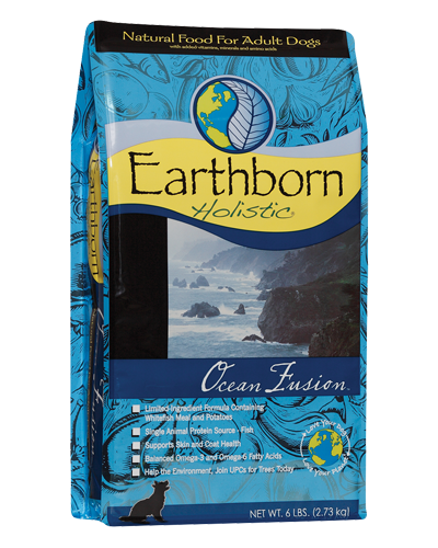 Picture of Earthborn Holistic Ocean Fusion Formula with Whitefish Meal - 6 lb.