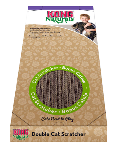 Picture of KONG Naturals Double Cat Scratching Board