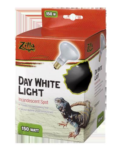 Picture of Zilla Day White Light Incandescent Spot Bulb - 150 Watt