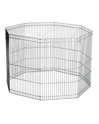 "Picture of Prevue Small Animal Playpen - 18"" x 29"" Panels"