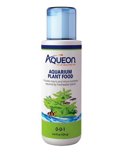 Picture of Aqueon Aquarium Freshwater Plant Food - 4.4 oz.