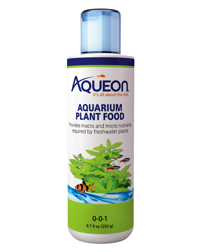 Picture of Aqueon Aquarium Freshwater Plant Food - 8.7 oz.