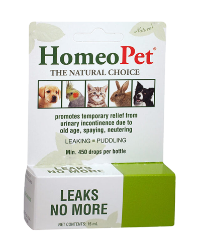 Picture of HomeoPet Leaks No More - 15 mL