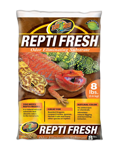 Picture of ZooMed Labs ReptiFresh Odor Eliminating Substrate - 8 lb.