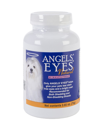 Picture of Angel Eyes Plus Tear Stain Powder Chicken Formula - 75 Grams