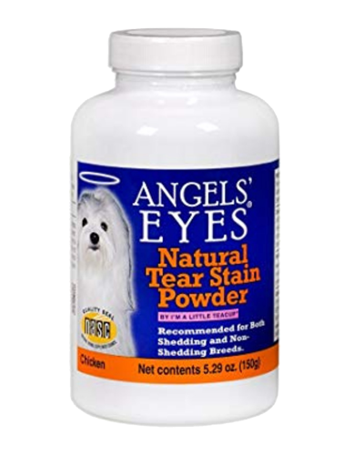 Picture of Angel Eyes Plus Tear Stain Powder Chicken Formula - 150 Grams