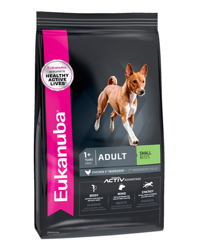 Picture of Eukanuba Lifestage Adult Maintenance Small Bite Formula for Small Breeds - 5 lb.