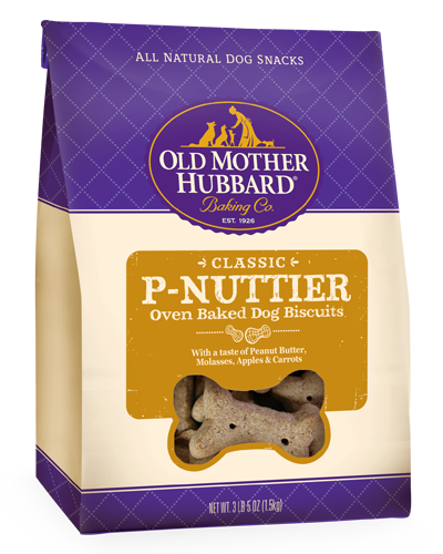 Picture of Old Mother Hubbard Classic  P-Nuttier® Biscuits -  3 lbs.