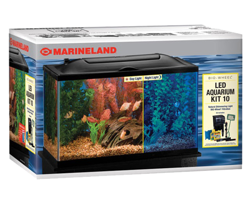 Picture of Marineland LED Freshwater BioWheel Filter Kit - 10 Gallon
