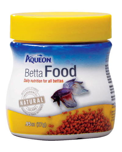 Picture of Aqueon Betta Food - .95 oz.