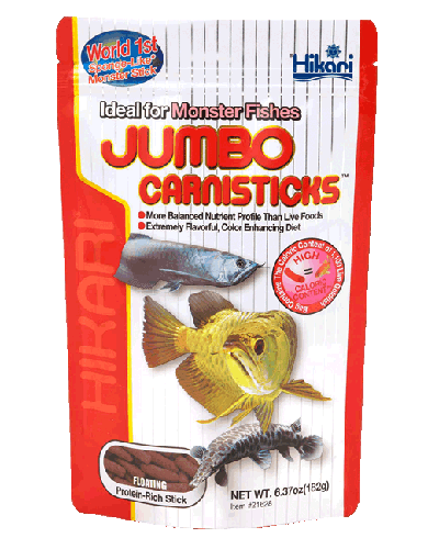 Picture of Hikari Jumbo Carnisticks - 6.37 oz.
