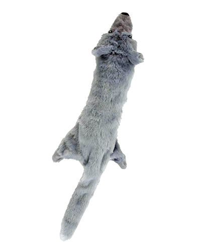 Picture of Ethical Skinneeez Big Bite Wolf Toy - 22""