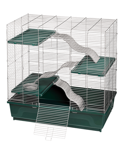 "Picture of Kaytee My First Home Habitat Multi-Level for Exotics - 30.5"" x 18"" x 30"""