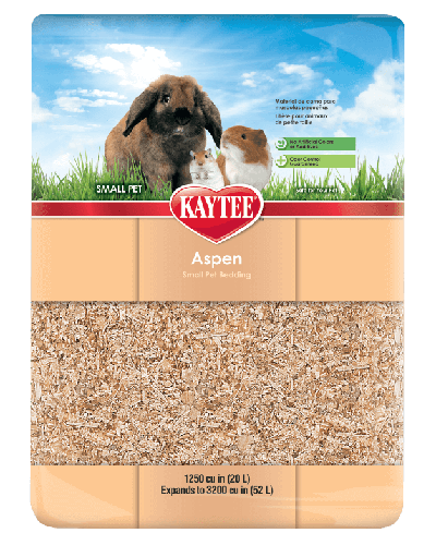Picture of Kaytee Aspen Bedding - 20 L