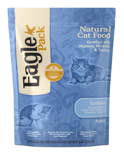 Picture of Eagle Pack Indoor Adult Cat Formula - 5 lbs. 14 oz.