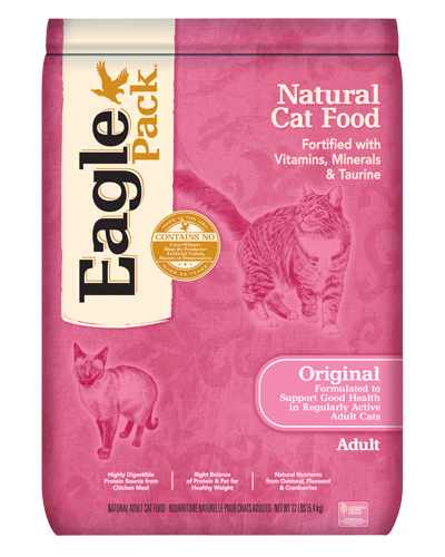 Picture of Eagle Pack Original Adult Cat Formula - 12 lbs.