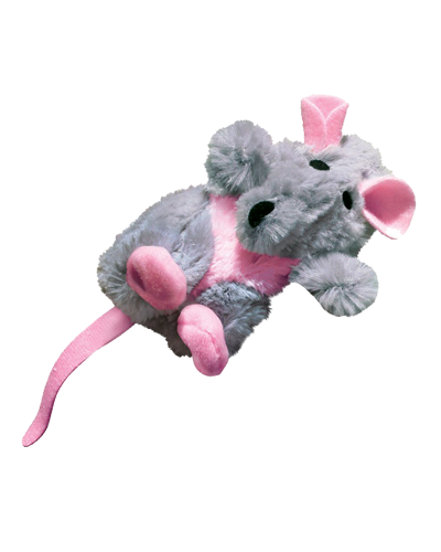 Picture of KONG Refillable Catnip Rat