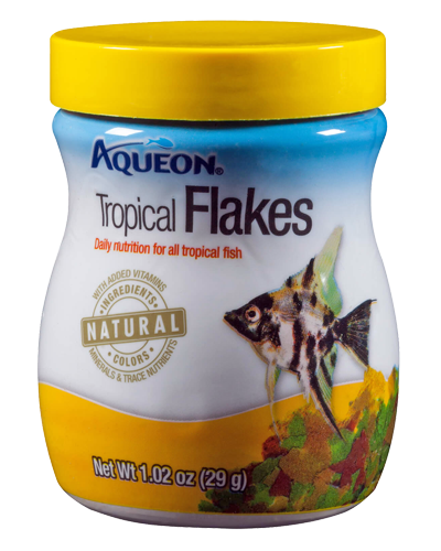 Picture of Aqueon Tropical Flakes - 1.02 oz.