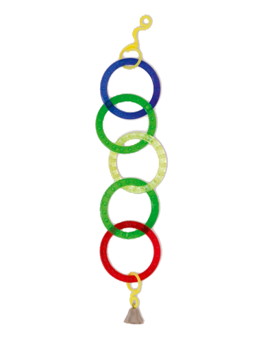 Picture of JW Pet Activitoy Olympia Rings