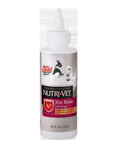 Picture of Nutri-Vet Dog Eye-Rinse - 4 oz