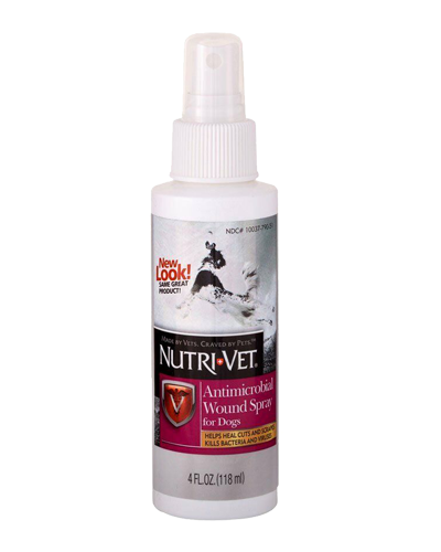Picture of Nutri-Vet Canine Topical Wound Spray - 4 oz