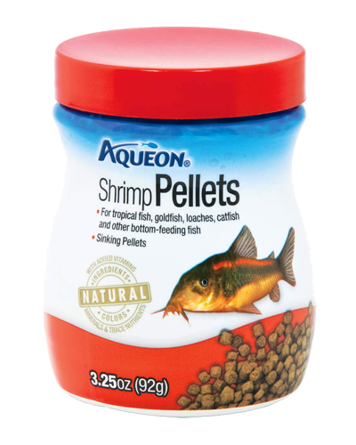 Picture of Aqueon Shrimp Pellets - 3.25 oz.