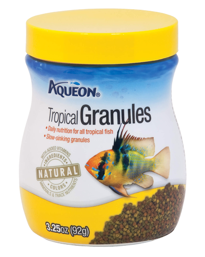 Picture of Aqueon Tropical Granules - 3.25 oz.