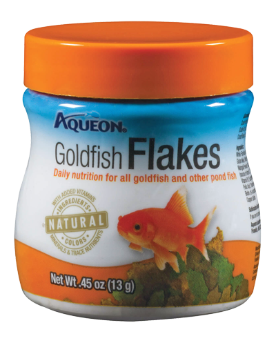 Picture of Aqueon Goldfish Flakes - .45 oz.