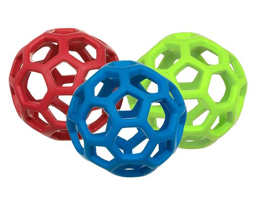 "Picture of JW Hol-ee Roller Jumbo - 8"" Assorted Colors"
