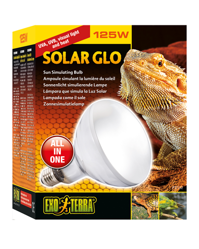 Picture of Exo Terra Solar Glo Vapor Lamp - 125 Watt