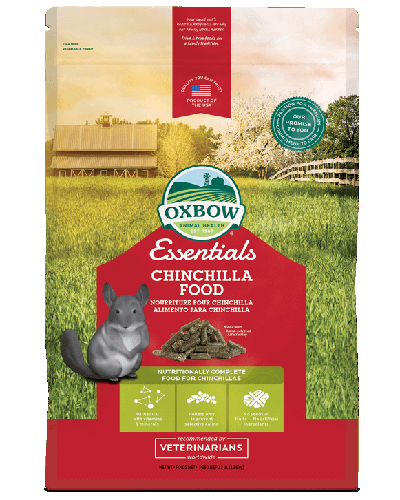 Picture of Oxbow Essentials Chinchilla Food - 3 lb.