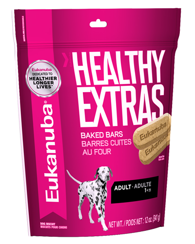 Picture of Eukanuba Healthy Extras Adult Maintenance Baked Biscuits - 14 oz.
